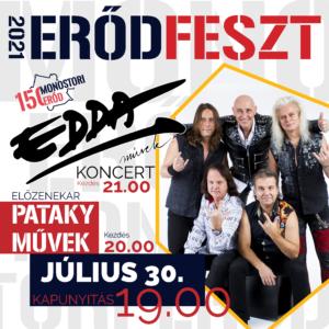 EDDA_koncert július 30.